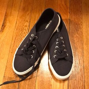 New Never Worn Size 8 Navy Blue Oldnavy Sneakers